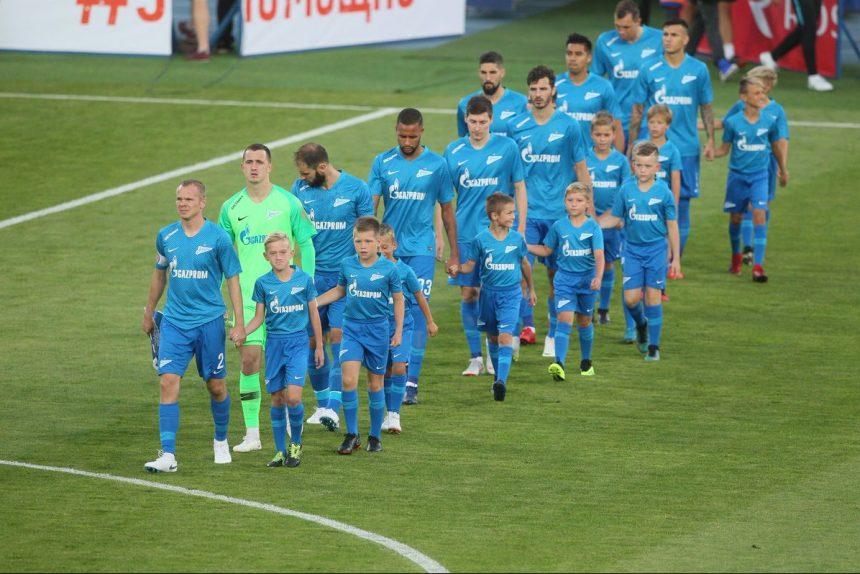 зенит футбол команда стадион футбольное поле