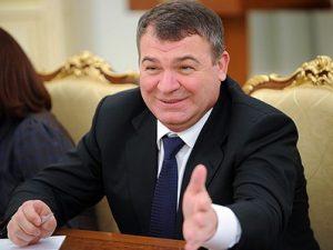 Анатолий Сердюков, фото Газета.ру