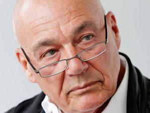 Владимир Познер, фото с сайта fedpress.ru