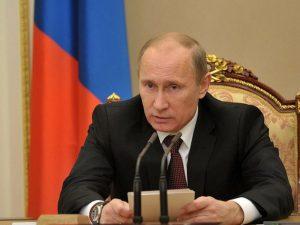Владимир Путин, фото пресс-службы Кремля 4