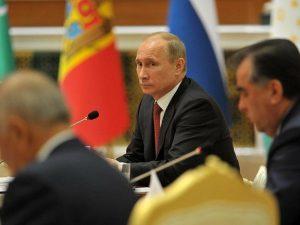 Владимир Путин, фото пресс-службы Кремля