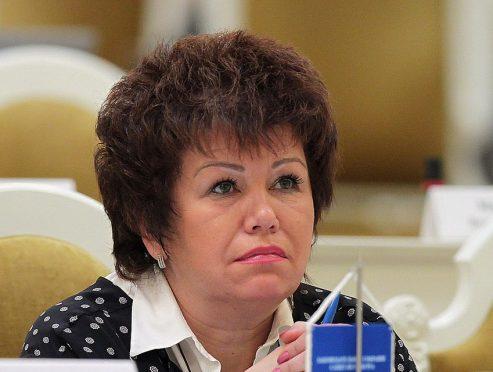 Елена Киселева, фото пресс-службы ЗакСа