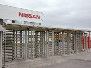 Завод Ниссан в Петербурге, фото с сайта perco.ru
