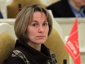 Ирина Комолова, фото пресс-службы ЗакСа