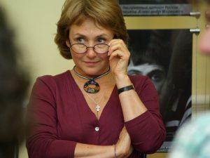 Мария Дмитревская, фото ПТЖ