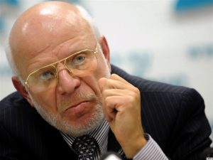 Михаил Федотов, фото с сайта kievskaya.com.ua