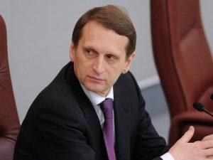 Сергей Нарышкин, фото РИА Новости (Владимир Федоренко)