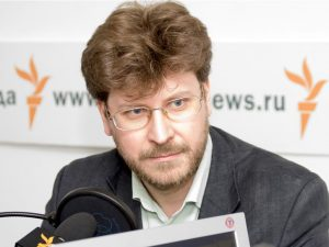 Федор Лукьянов, фото Радио Свобода