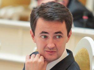 Алексей Макаров, фото пресс-службы ЗакСа