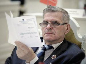 Алексей Воронцов, фото пресс-службы ЗакСа