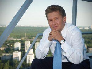 Алексей Миллер, фото с сайта ФК Зенит