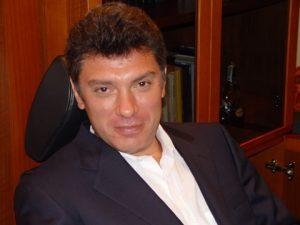 Борис Немцов, фото с официального сайта политика