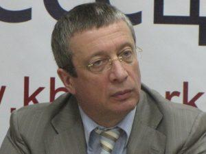 Вадим Клювгант, фото с сайта МБХодорковского