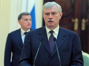 Георгий Полтавченко и Вячеслав Макаров, фото пресс-службы ЗакСа