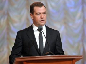 Дмитрий Медведев, фото пресс-службы Белого дома