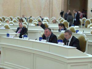 Заседание Законодательного собрания, фото пресс-службы ЗакСа