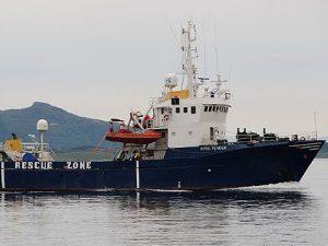 Корабль, фото НТВ