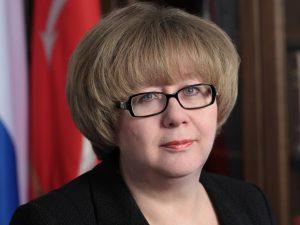 Ольга Казанская, фото пресс-службы Смольного