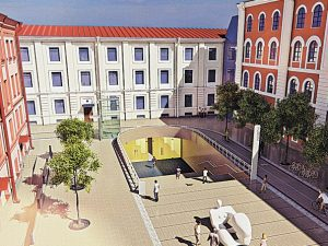 Проекты сохранения исторического центра Петербурга, фото с сайта КП