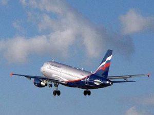 Самолет, фото Лента.ру