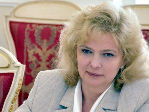 Светлана Агапитова, фото с официального сайта