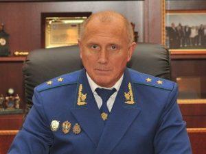 Сергей Литвиненко, фото пресс-службы Прокуратуры Петербурга