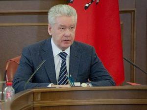 Сергей Собянин, фото пресс-службы мэрии Москвы