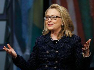 Хилари Клинтон, фото Reuters