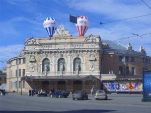Цирк на Фонтанке, фото spb.kassir.ru