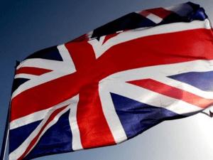 флаг-Великобритании