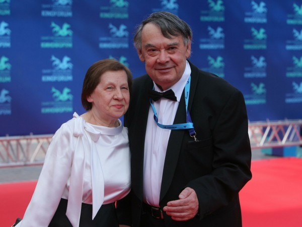 Film director Alexey German senior