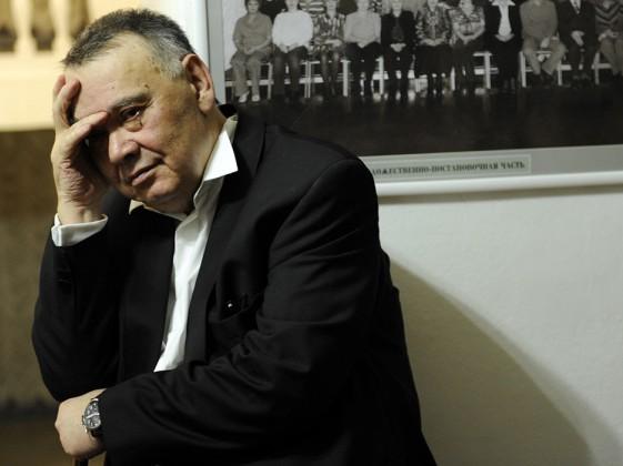Алексей Герман, фото с сайта Ленфильма