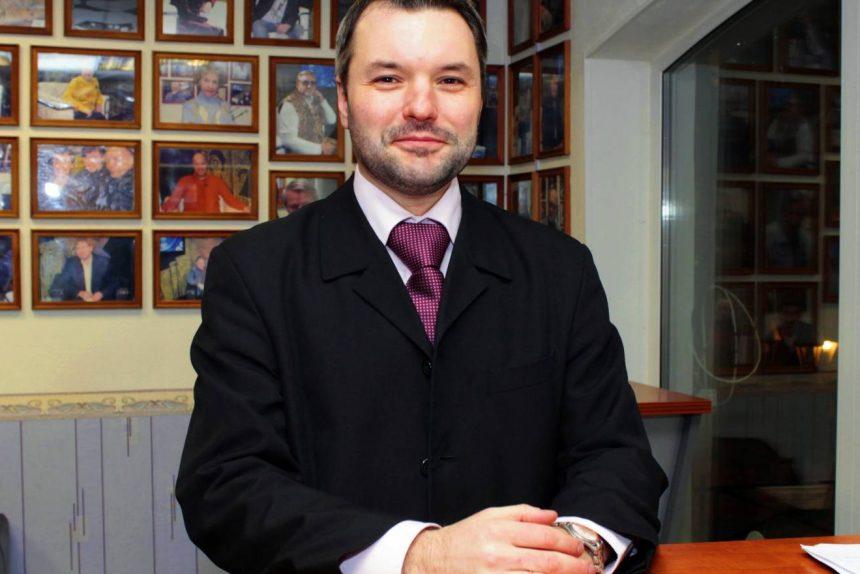 Дмитрий Солонников, фото с сайта polit.pro