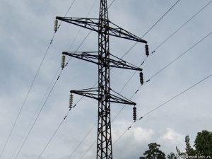 Линия электропередач электричество лэп