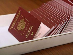Паспорт, фото ИД КоммерсантЪ