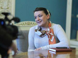 Анастасия Мельникова, фото пресс-службы ЗакСа