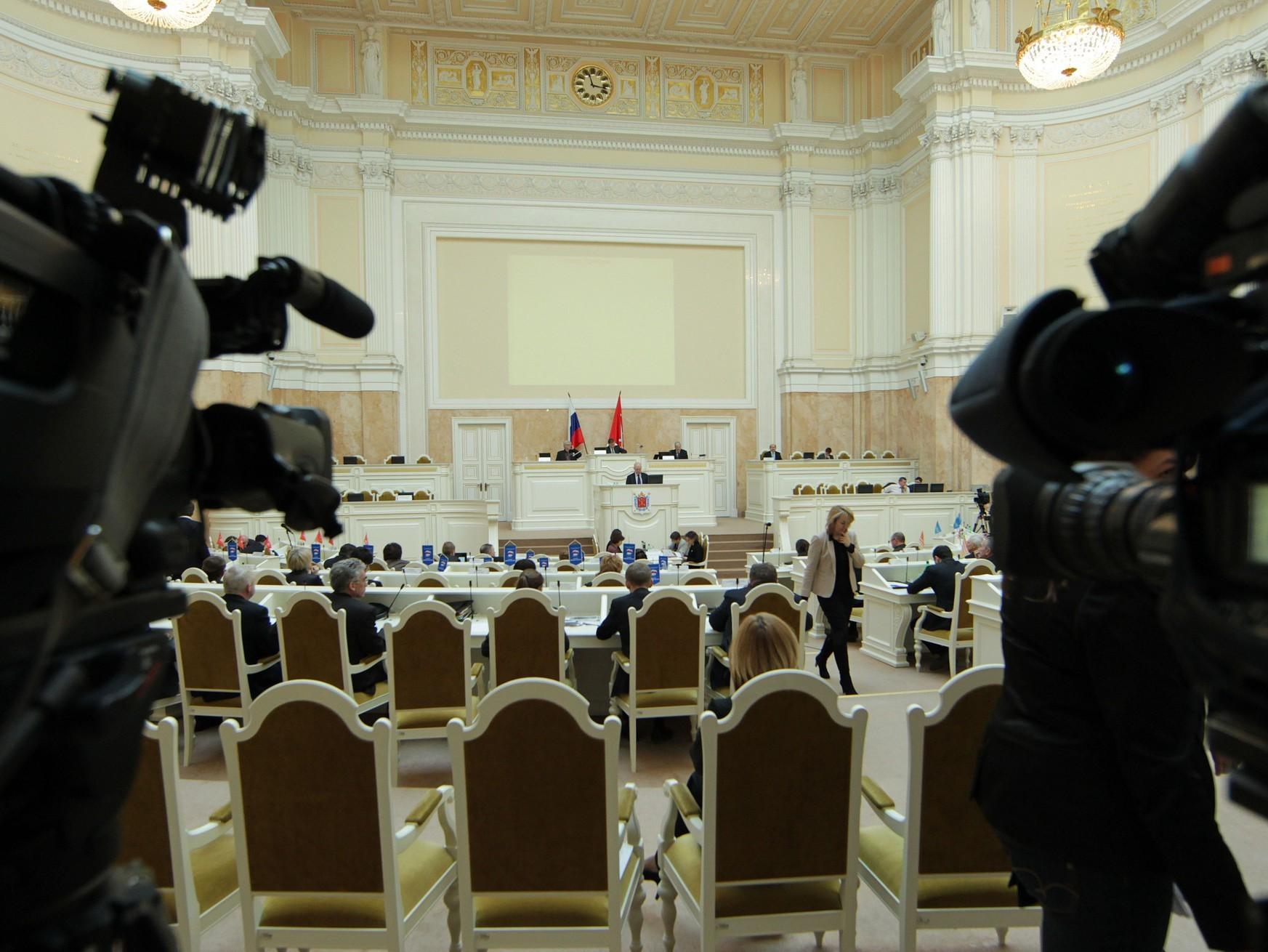 Заседание ЗакСобрания, фото пресс-службы ЗакСа