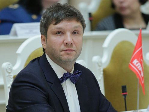 Константин Смирнов, фото пресс-службы ЗакСа