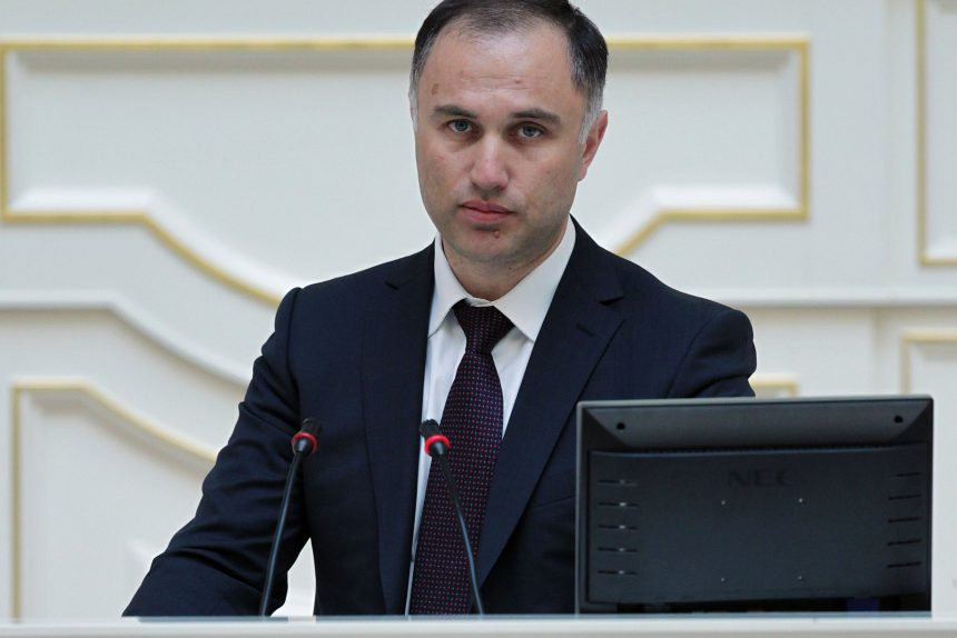 Марат Оганесян, фото пресс-службы ЗакСа