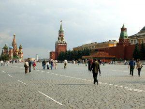 Красная площадь, фото с сайта www.turinfo.ru