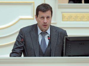 Алексей Ковалев, фото пресс-службы ЗакСа