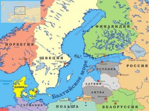 Балтийское море, фото с сайта vsehpozdravil.ru