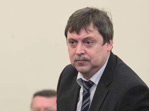 Василий Панкратов, фото пресс-службы Смольного