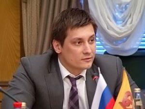 Дмитрий Гудков, фото с сайта www.radiovesti.ru