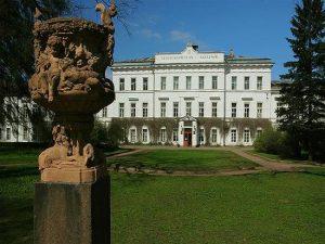 Лесотехническая академия, фото с сайта www.venividi.ru