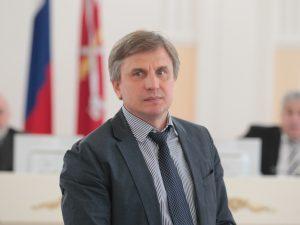 Олег Рыбин, фото пресс-службы Смольного