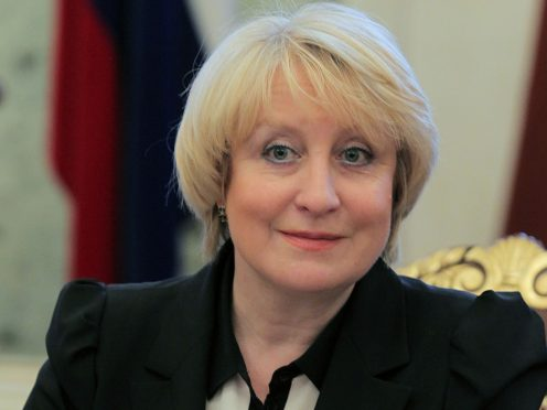 Татьяна Захаренкова, фото пресс-службы ЗакСа