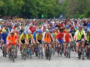 велосипеды велопробег, фото с сайта www.topspb.tv