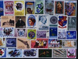 марки, коллекция марок, фото с сайта pix.com.ua