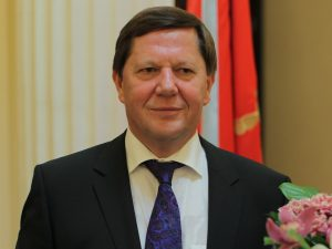 Владимир Васильев, ректор ИТМО, фото пресс-службы ЗакСа
